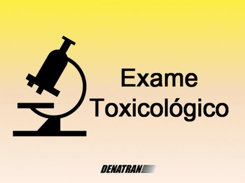 Toxicológico - Centro do Rio e S.Gonçalo