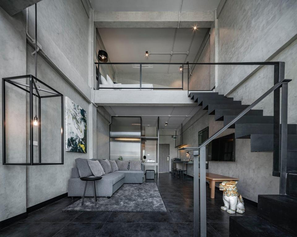 BKK Ex Capital Duplex Room