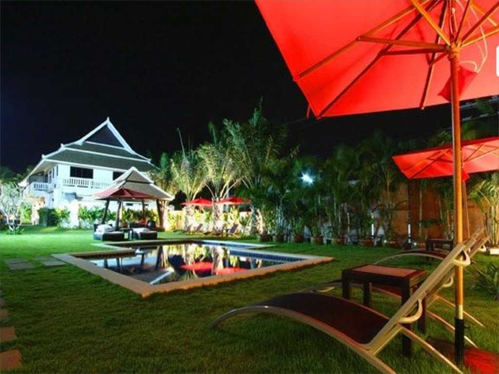 Pattaya Palm Grove Resort Exterior