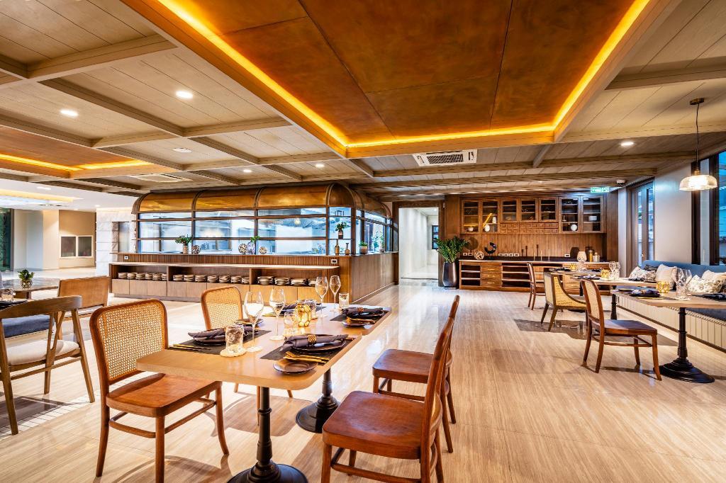 CNX Syn Boutique Hotel Restaurant