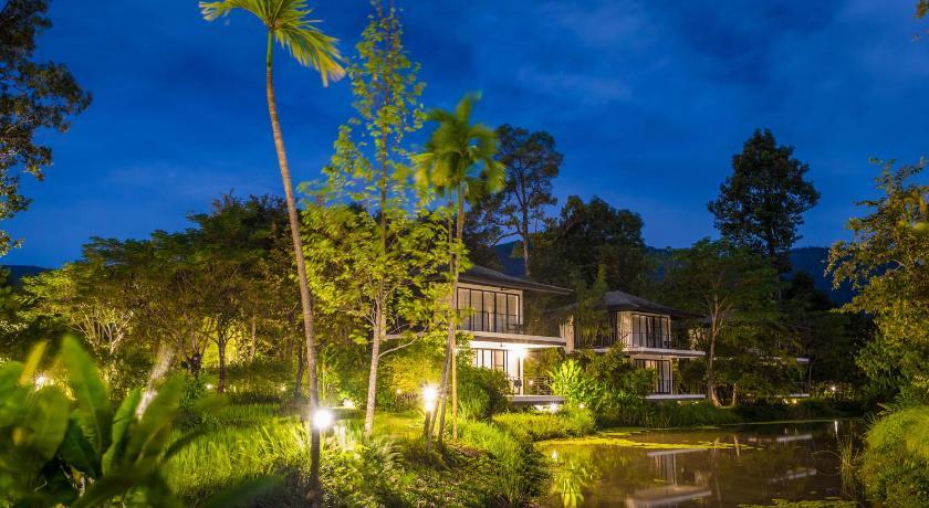 Champasak The River Resort Exterior