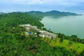Grand Andaman Hotel Myanmar Ariel 2