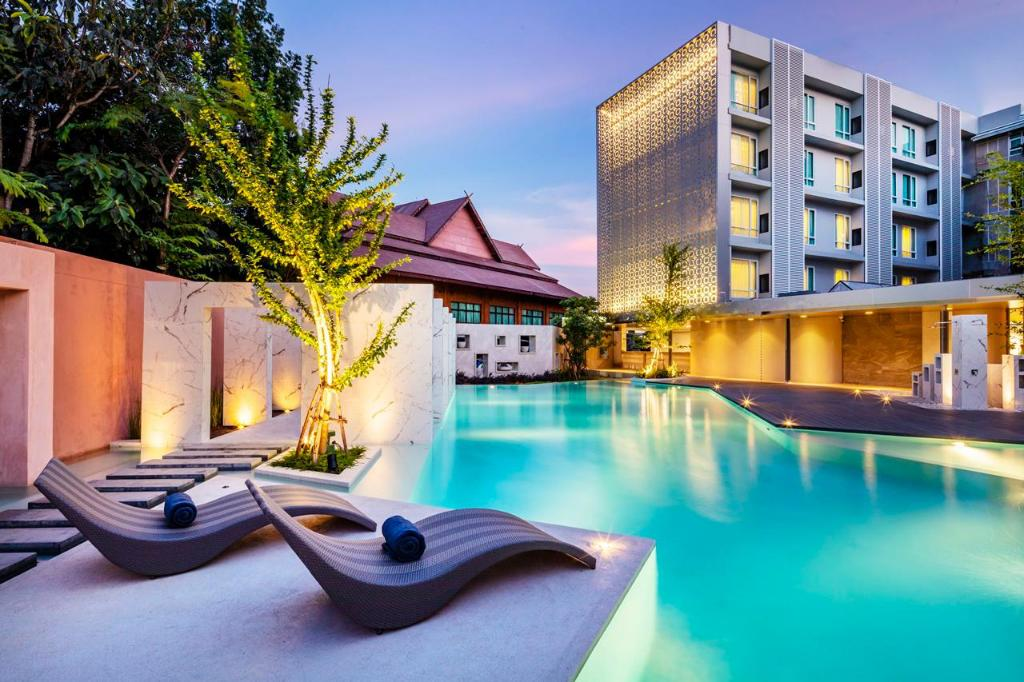 CNX Syn Boutique Hotel swimming pool