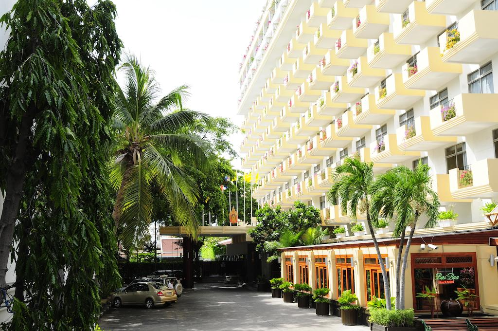 Golden Beach Hotel Pattaya 2