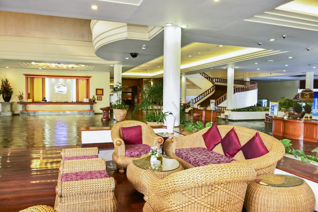 Grand Andaman Hotel Lobby