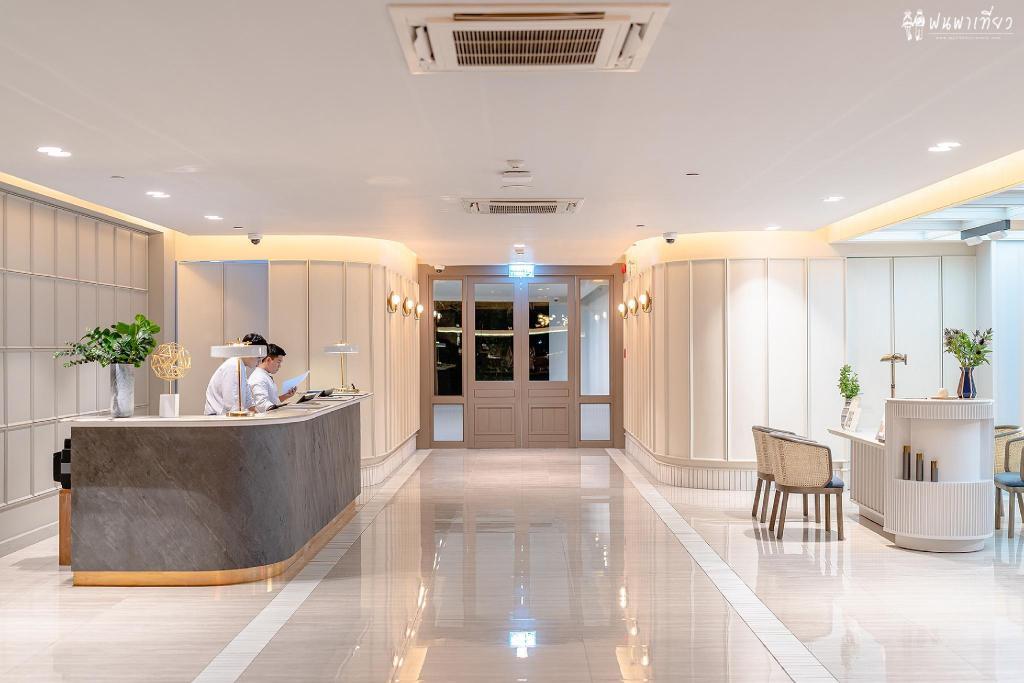 CNX Syn Boutique Hotel Reception