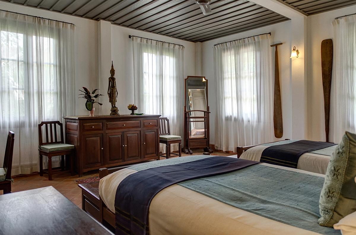 LPQ Satri House Deluxe Room