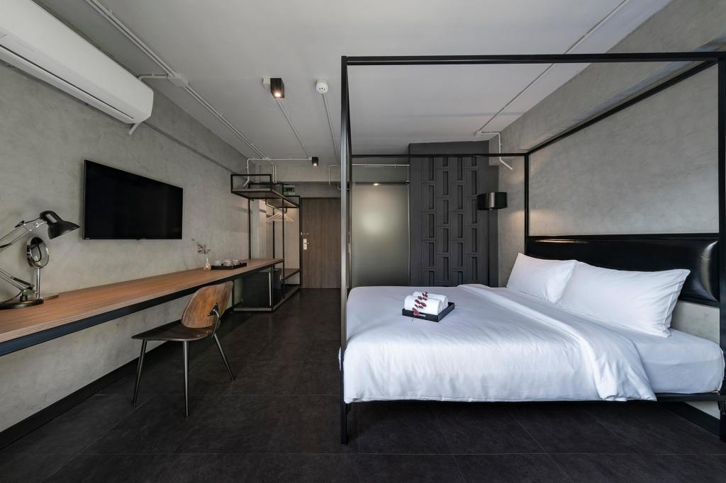 BKK Ex Capital Bedroom