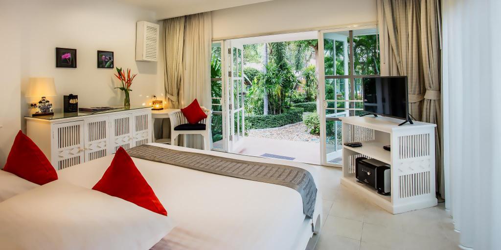 Hua Hin Laksasubha Resort Garden View Ro