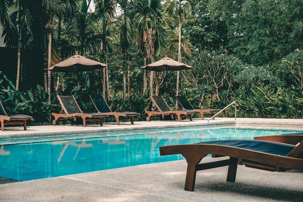 Champasak The River Resort Swimming Pool