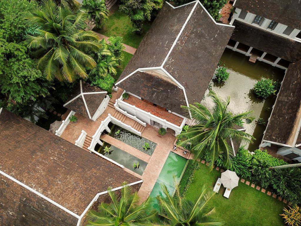 LPQ Satri House Aerial View