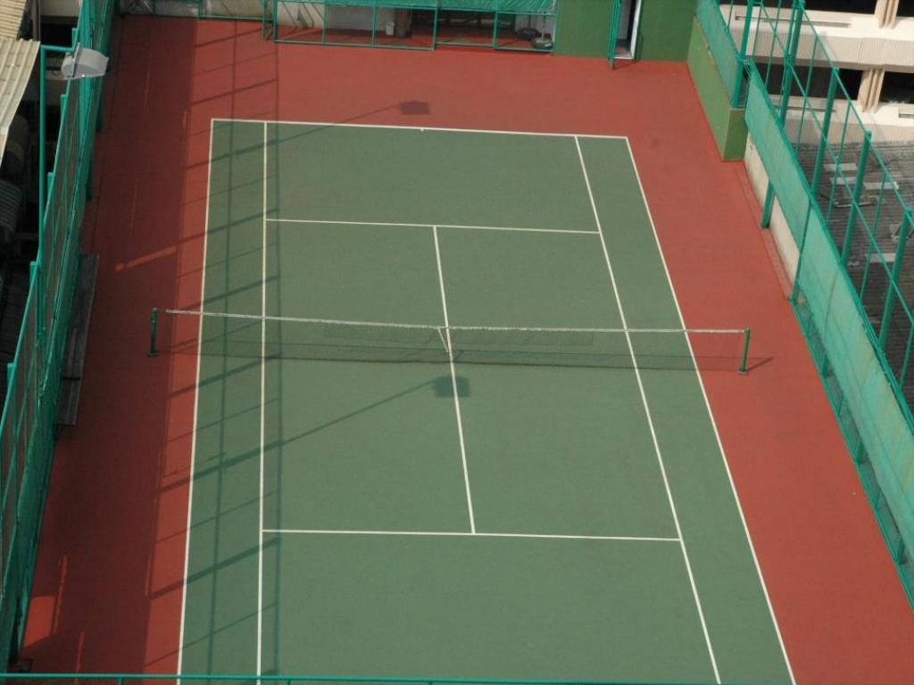 BKK Asia Hotel Tennis