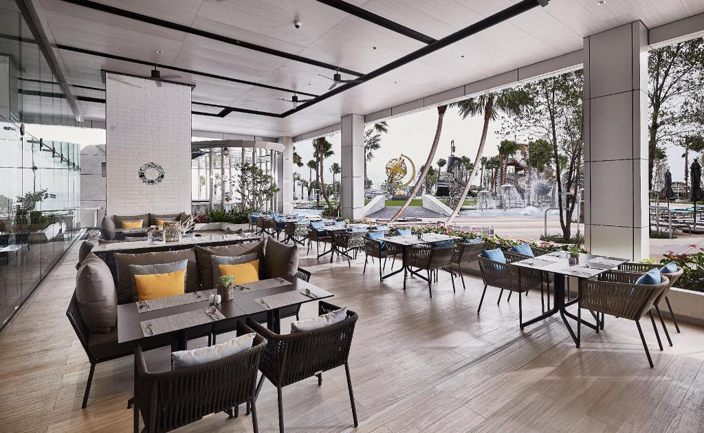 Grande Centre Point Pattaya Restaurant