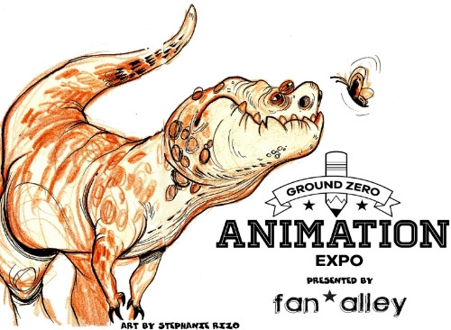 ground zero animation expo presented by fan alley