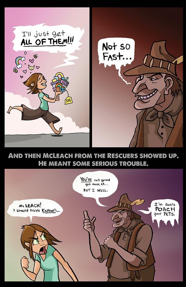 Weird Dream Page 3