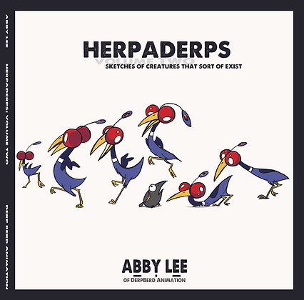 Herpaderps: Volume Two