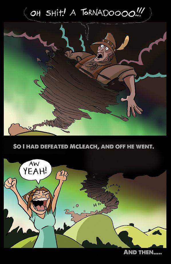 Weird Dream Page 6