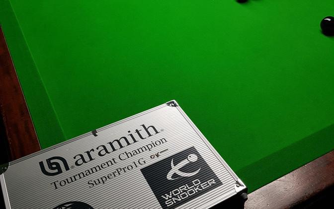 1G Aramith Tournament balls