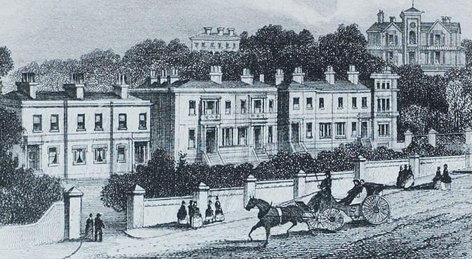 Richmond Hill 1874