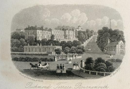 Richmond Terrace 1875