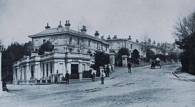 Richmond Terrace 1871