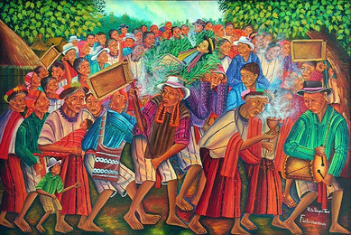 Festival of St. Simon (Maximón)