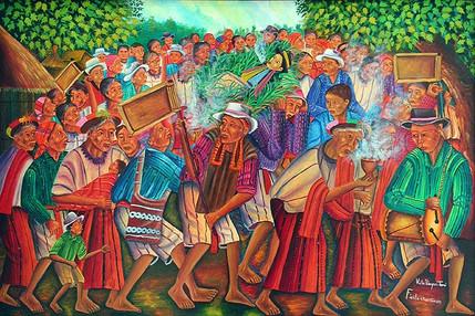 Fiesta de San Simón