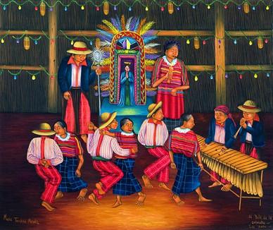 Dance of the Cofradía