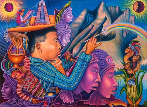 The Dream of Isaias / El sueño de Isaias