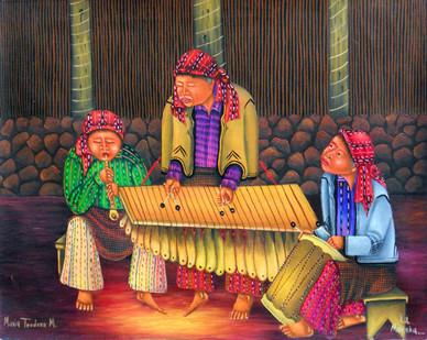 The Marimba