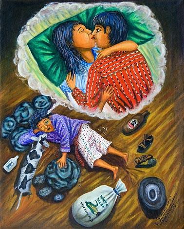 Dream of Someone Inebriated