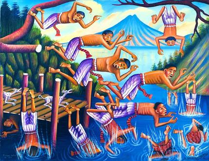 Primer Baño de Año