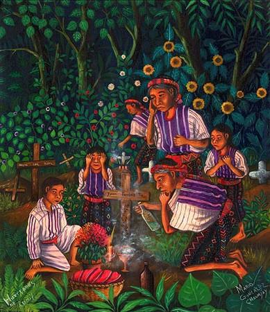 Orphans of Zunil