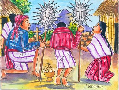 Ceremony of the Cofradía