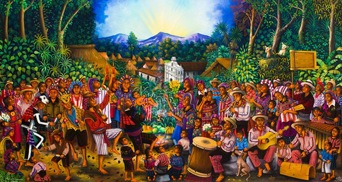 Mayan Rebirth