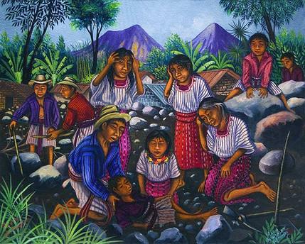Lamentation of Atitlán