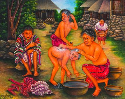 Baño de Niños