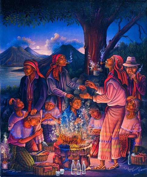 Purification of the Soul / Purificación del alma