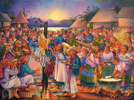 Blessing of the Corn