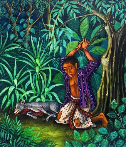 Torturado Lider Indígena