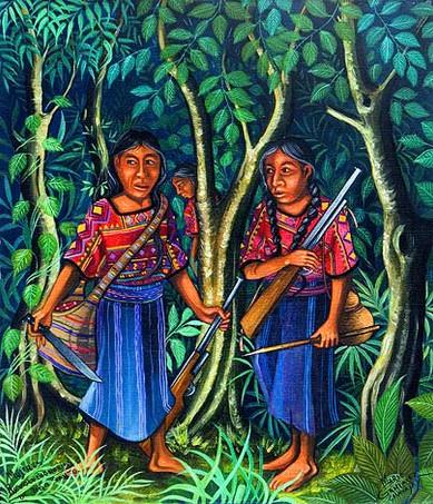 Revolutionary Women of Todos Santos Cuchumatán