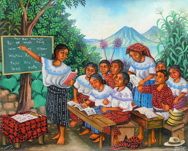 Tijo'nem / Teaching