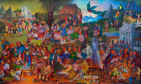 Tz'utuhil Mayan Spirituality / Qab'aniikiil