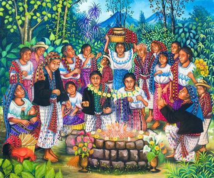 Matrimonio Maya