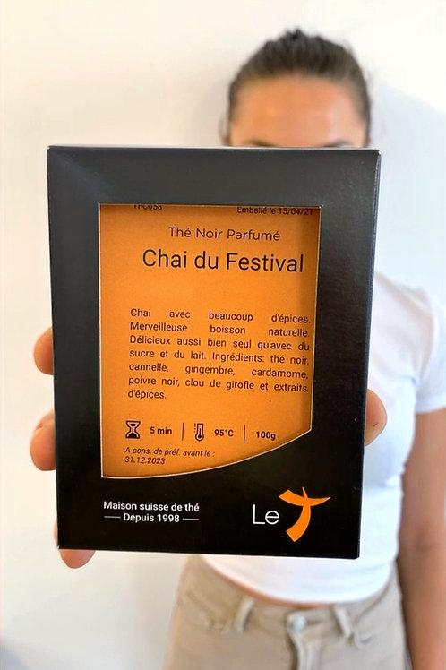 Thé Chai du Festival