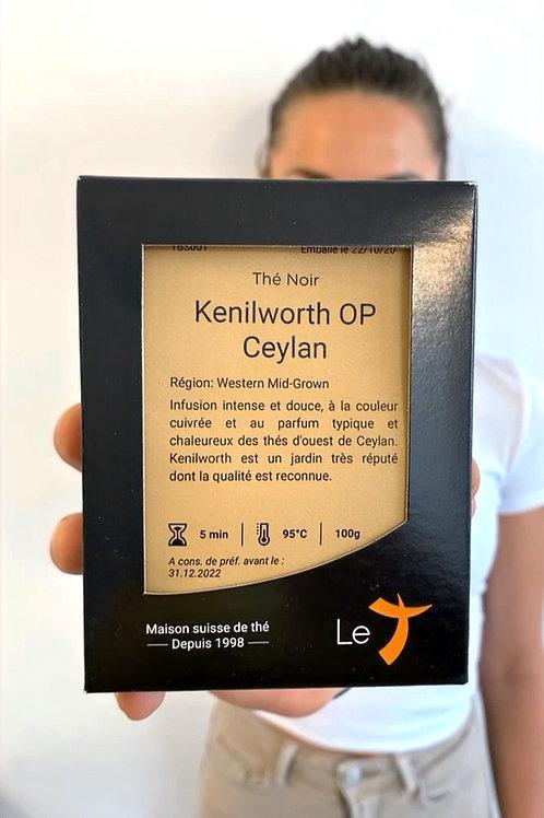 Thé Kenilworth OP Ceylan