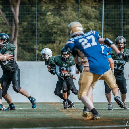 American Football bei der Bundeswehr
