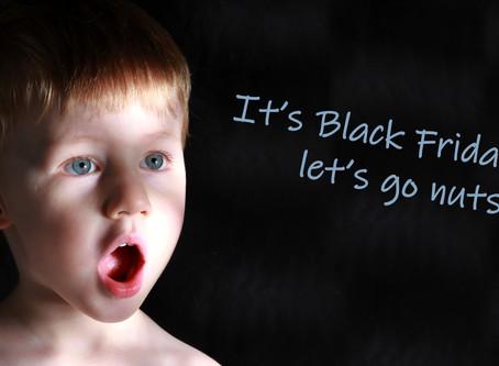 It's Black Friday!