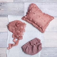 Newborn nappy cover