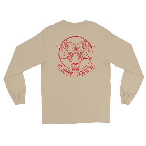 G.O.A.T - Long Sleeve Tshirt